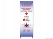Colorado Life Lessons Training (ROXS) Cross Banner Stand