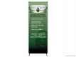 Colorado Vault & Safe (ROXS) Cross Banner Stand