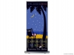 Gamma Phi Beta Orlando (RUBS) Roll Up Banner Stand