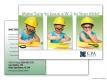 Belcher Kids W2 Postcard