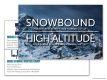 Crossroads Snowbound Postcard