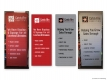 Catch Fire Marketing EuroFit Steel Base Display