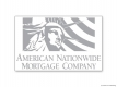 American Nationwide Mortgage Company Etched Glass