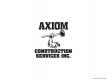 Axiom Construction Services Logo
