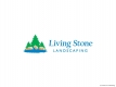 Living Stone Landscaping Logo