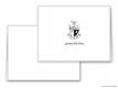 Gamma Phi Beta Note Card