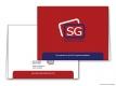 SG Associates Note Card