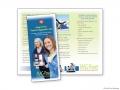 Ariella Skin Spa Tri-Fold Brochure