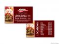 3 Margaritas Business Card
