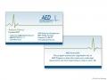AED Authority Business Card (Ashton Narva)
