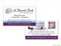 A Peronal Touch Business Card (Phil Dreesen)