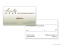 Ariella Skin Spa Business Card (Ariella Ares)