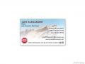 Metro Brokers Real Estate Business Card 1 (Judy Alexander)
