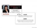 Keller Williams Real Estate Business Card 1 (Sue Healey)