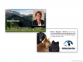 Keller Williams Real Estate Business Card 3 (Kati Harken)