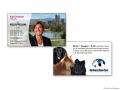 Keller Williams Real Estate Business Card 4 (Kati Harken)