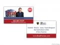 Metro Brokers Real Estate Business Card 5 (Brad Smith)