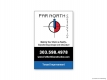 Far North Construction Vinyl Banner