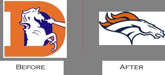 Broncos-Logos