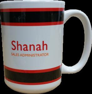 Shanah Coffee Mug Cutout