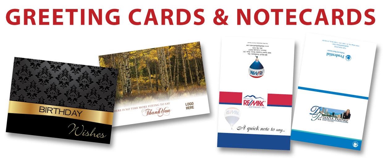 CUSTOM AND SEMI GREETING CARDS