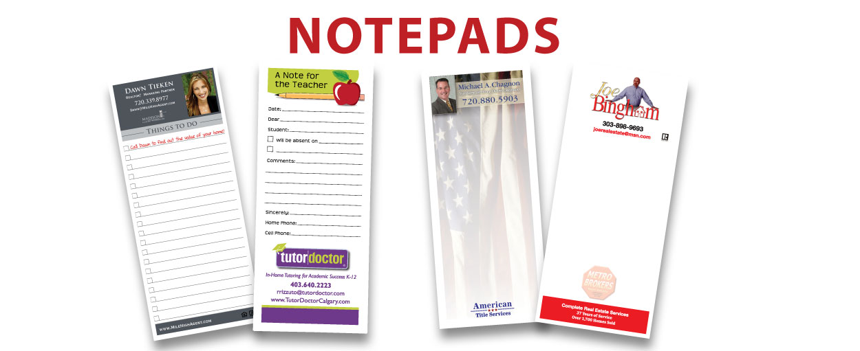 Notepads Of All Shapes And Sizes Standard Sticky Notes